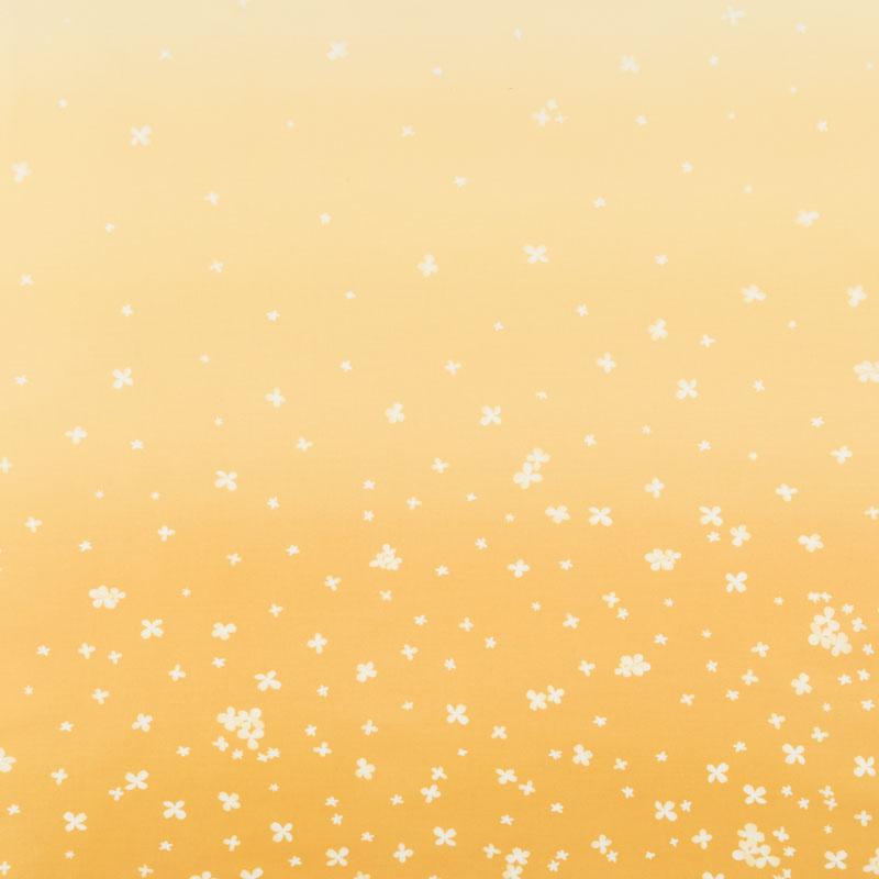 Ombre Bloom - Honey Yardage