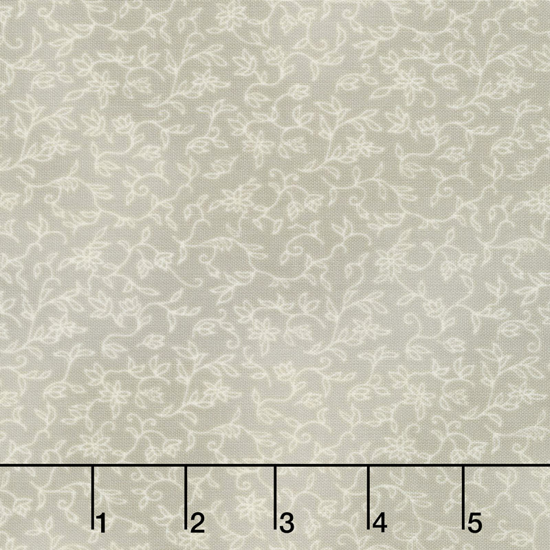 Mayfield - Antique Colorstory Branches Taupe Yardage