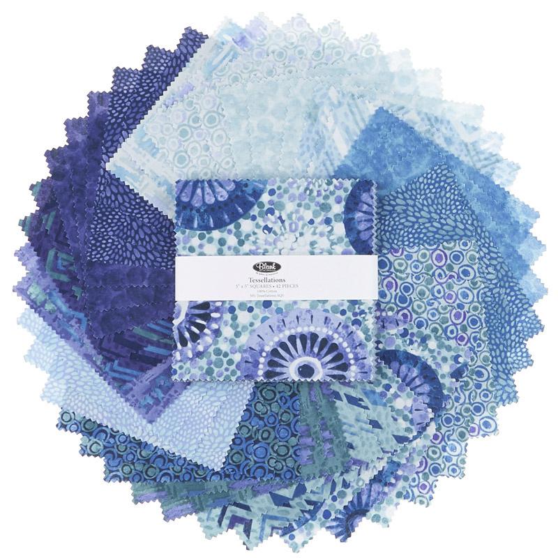 Tessellations Charm Pack