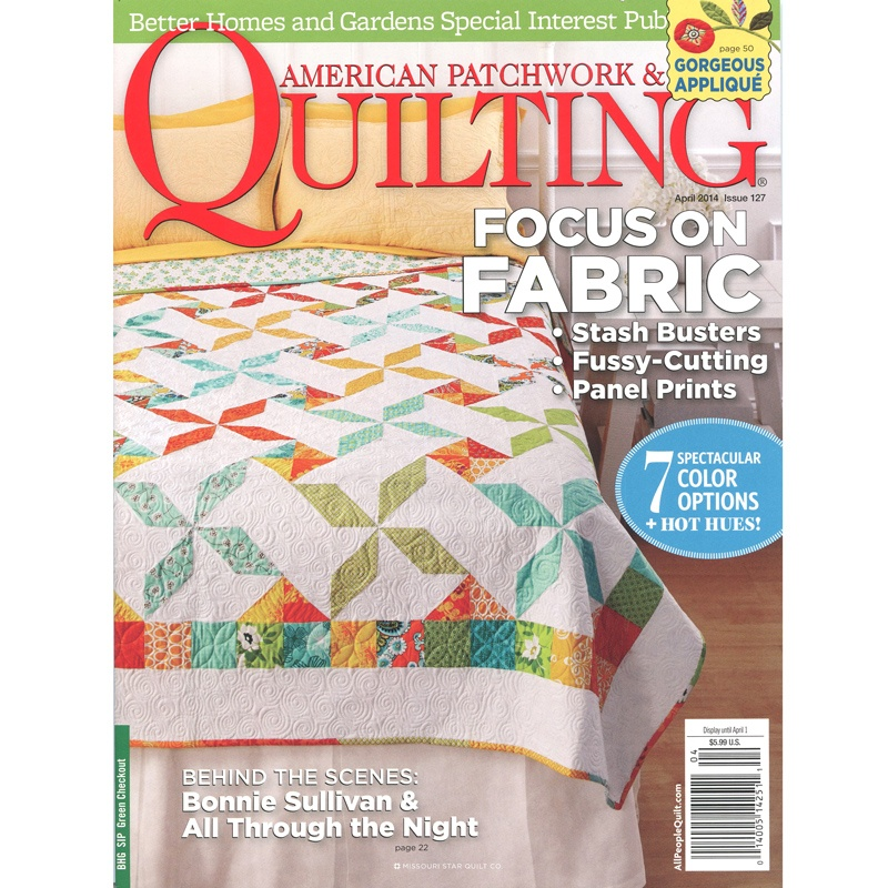 American Patchwork And Quilting Better Homes And Gardens