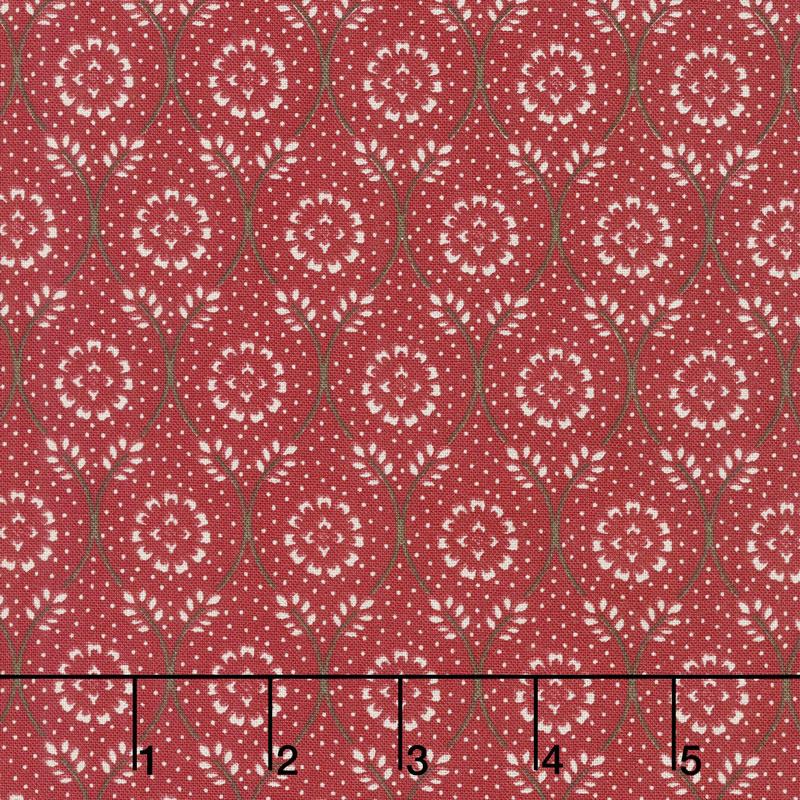 Chafarcani - Roseate Rouge Yardage