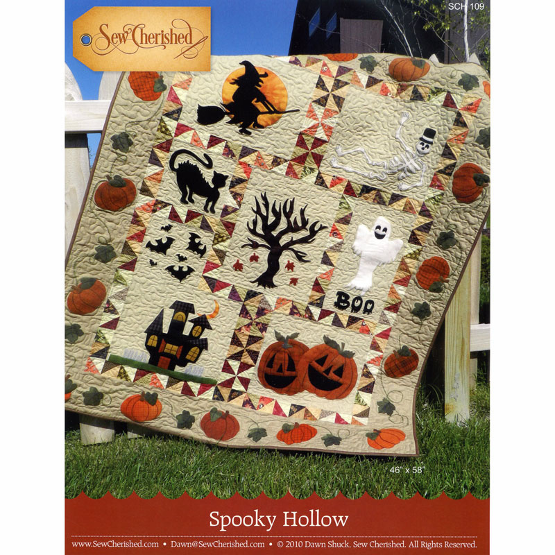 Spooky Hollow Pattern