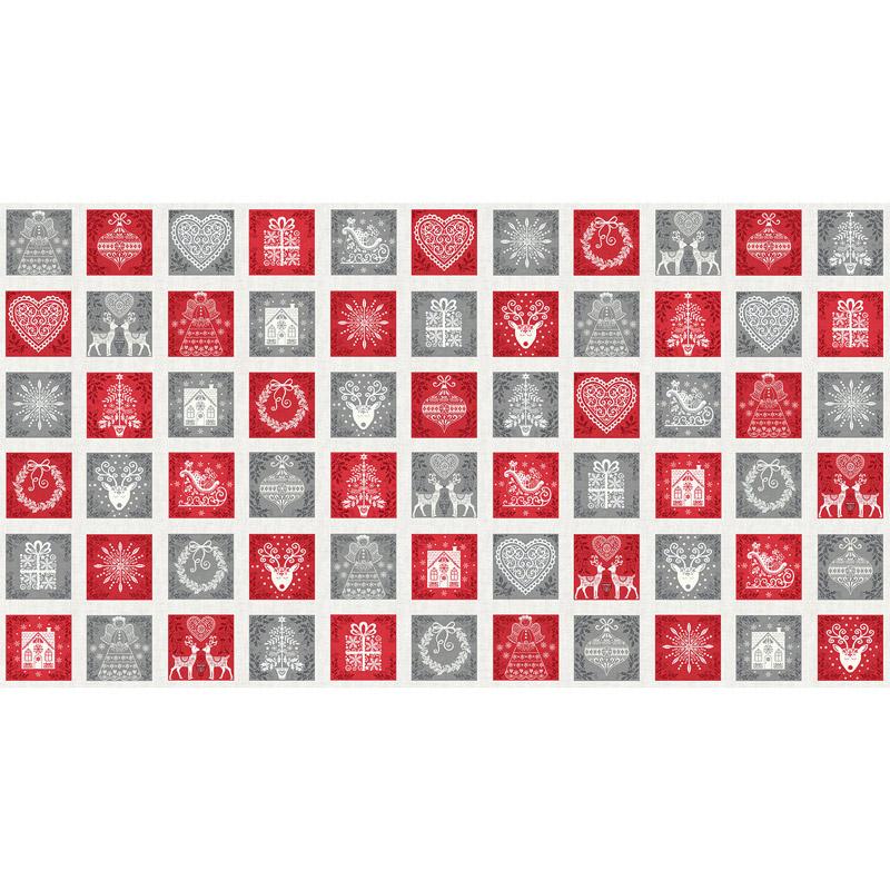 Scandi - Scandi Squares Multi Panel