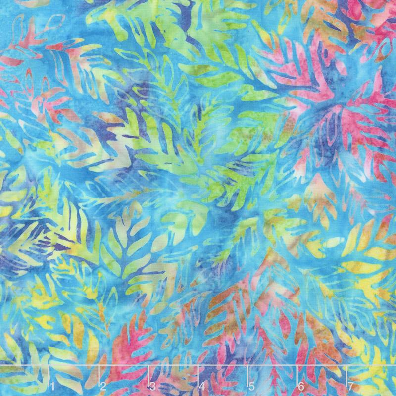 Tonga Batiks - Aruba Outback Tropic Yardage