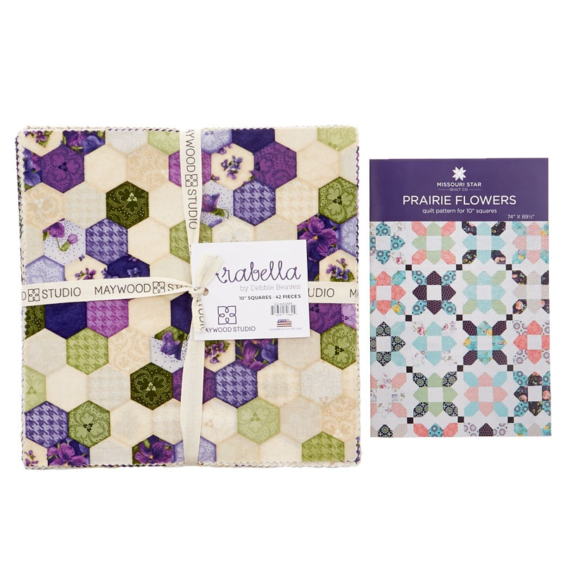 Precut & Pattern Duo: Arabella 10