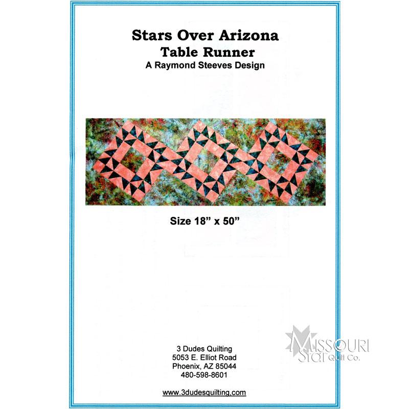 Stars Over Arizona Pattern