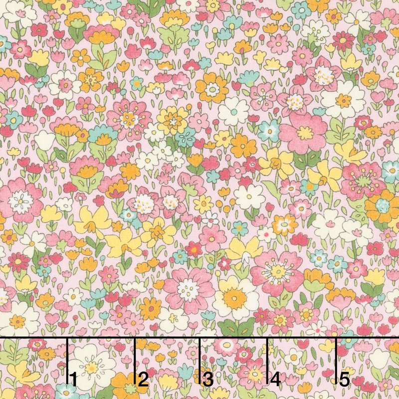 Regent Street Lawns 2018 - Kenwood Pale Pink Yardage