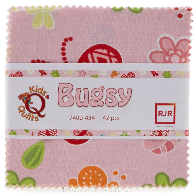 Bugsy Charm Pack