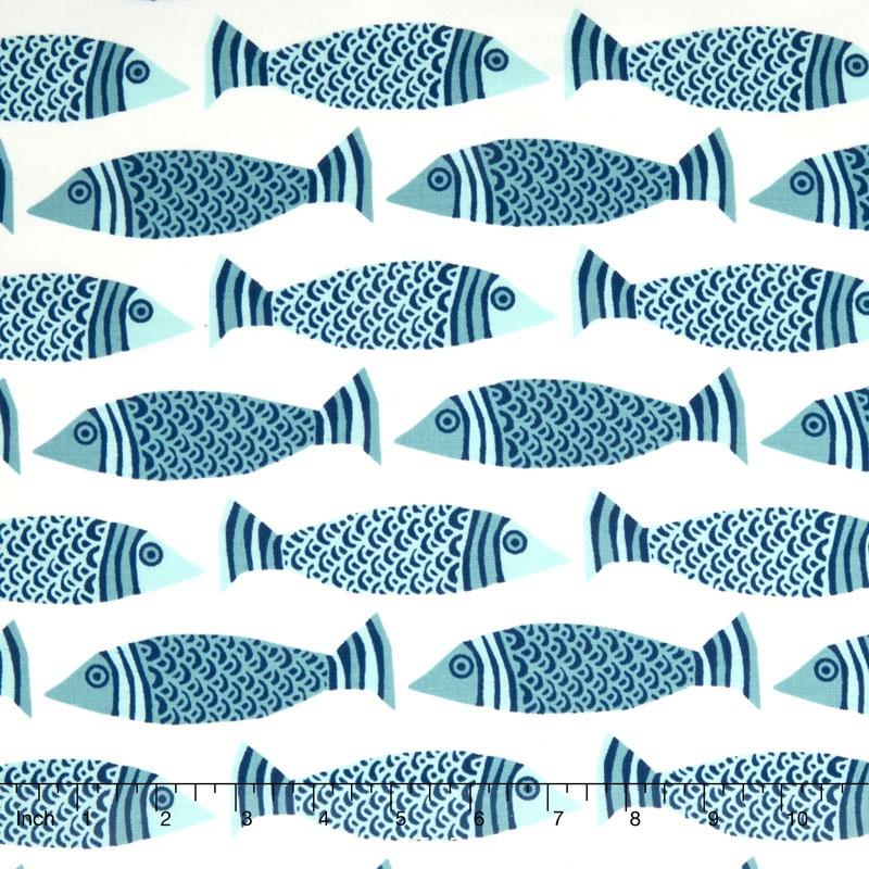 Tide Pool - Fish Marine Yardage