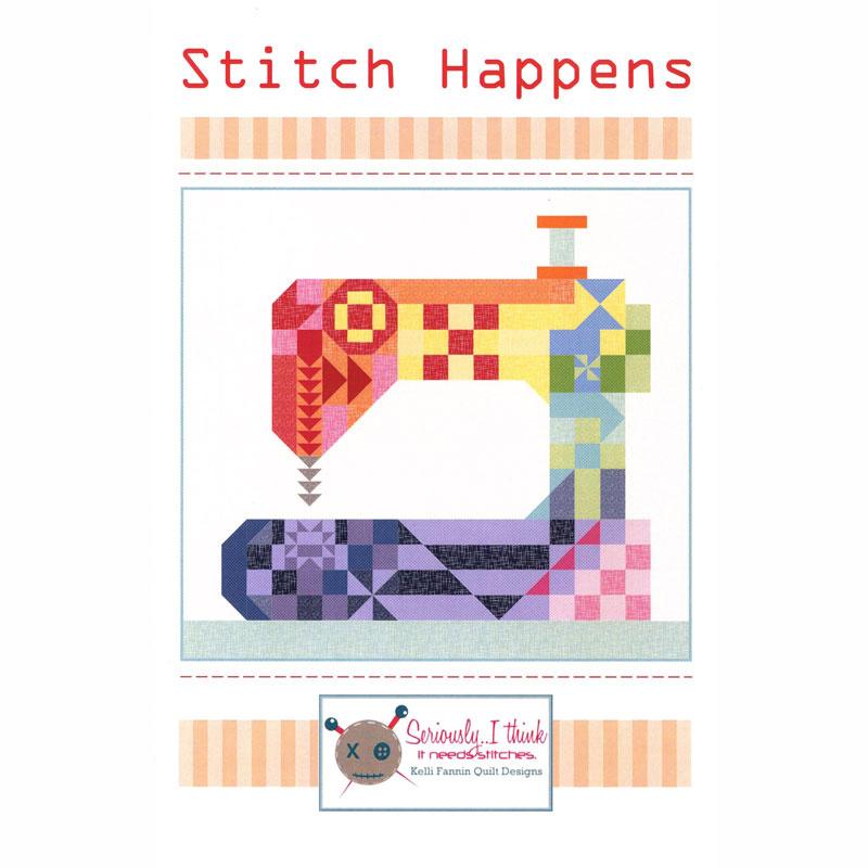 Stitch Happens Pattern