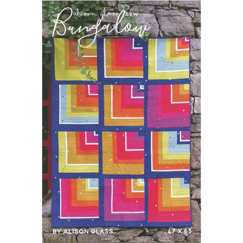 Bungalow Quilt Pattern