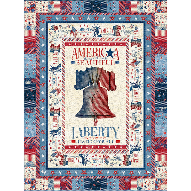 Liberty Lane Quilt Kit