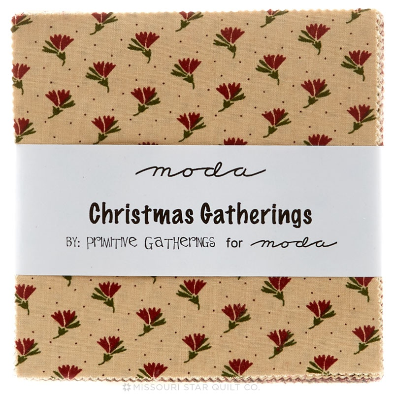 Christmas Gatherings Charm Pack