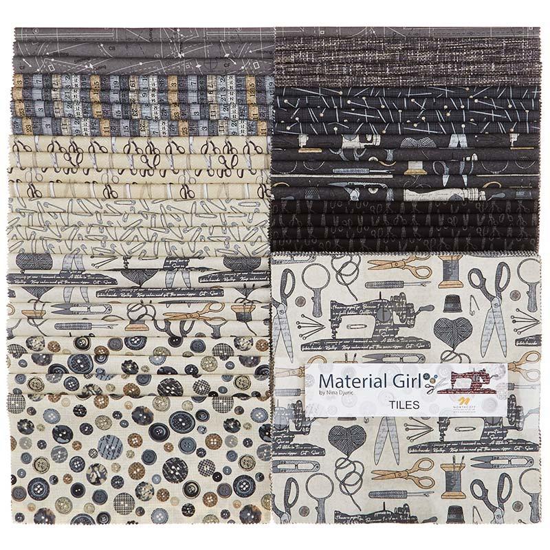 Material Girl Tiles