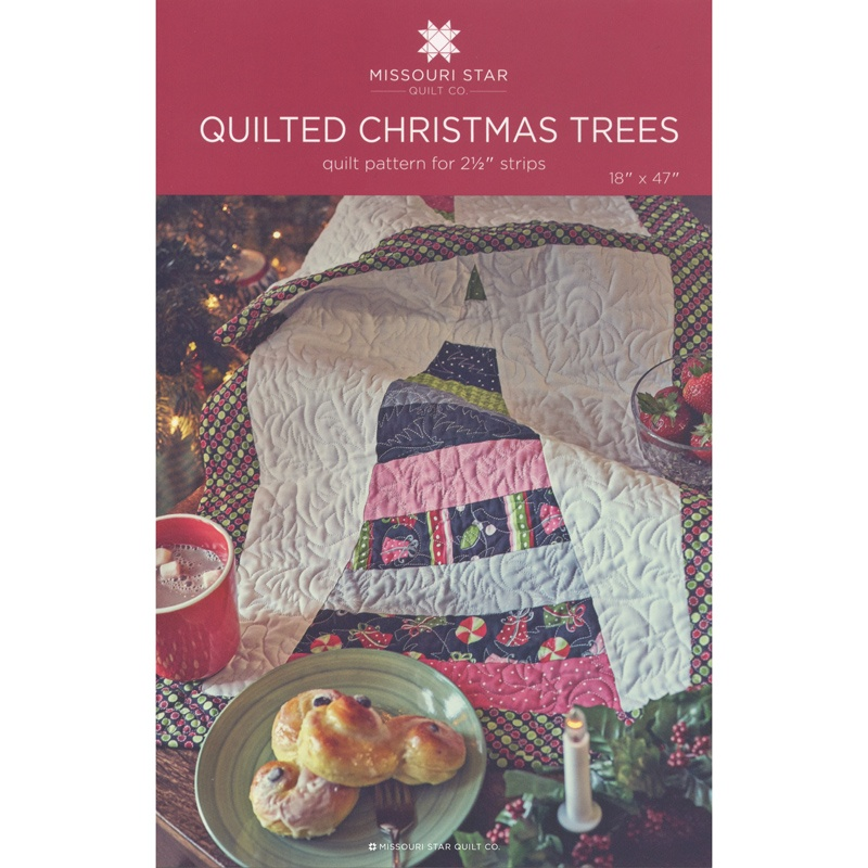 Quilted Christmas Trees Pattern By Missouri Star Missouri Star