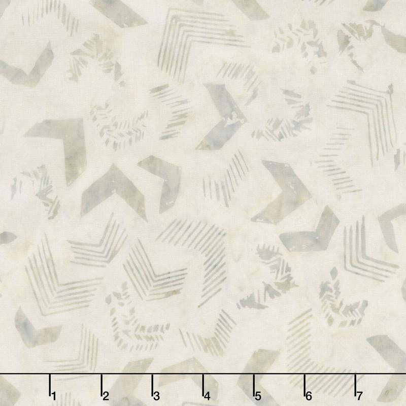 Tonga Batiks - Graphite Linen Fossil Yardage