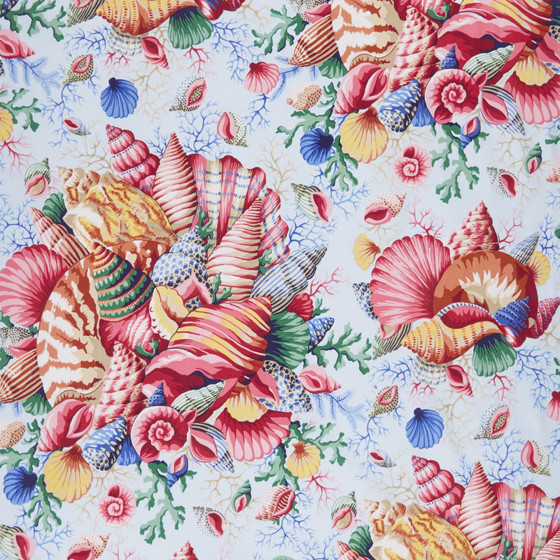 Kaffe Collective Spring 2017 - Shell Bouquet Pastel Yardage