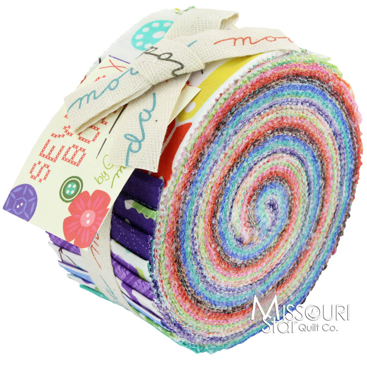 Sewing Box Jelly Roll