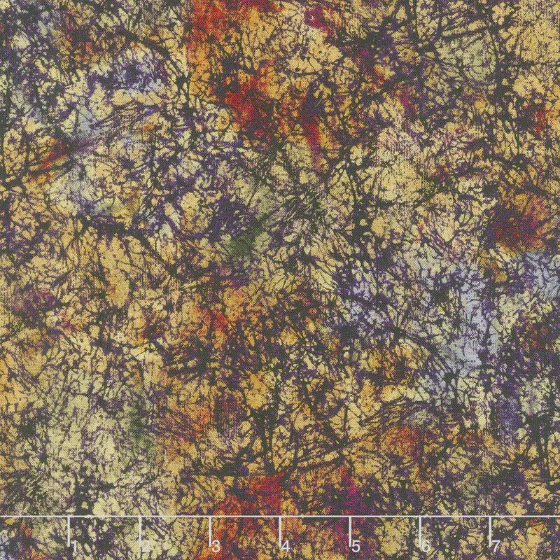 Grand Illusion - Marble Multi Yardage