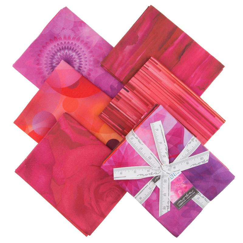 Gradients - Pink Digitally Printed One Yard Bundle