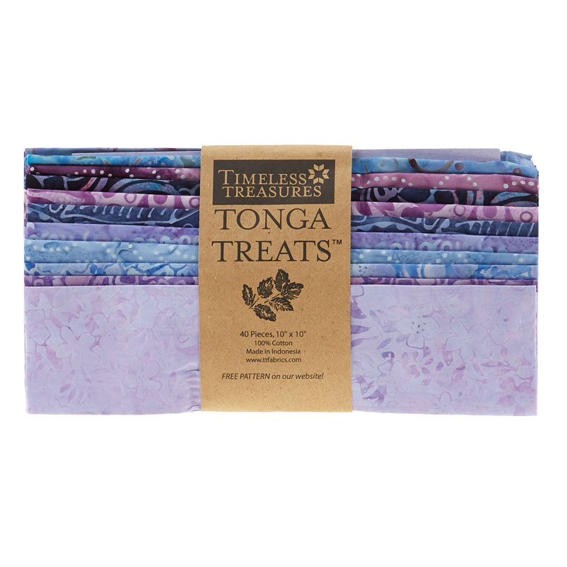 Tonga Treats Batiks - Magic 10