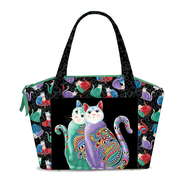 Catitiude 2 Santorini Handbag Kit