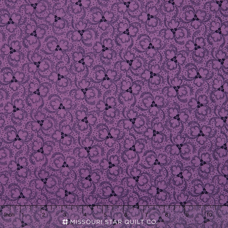 beaves vintage violets Debbie