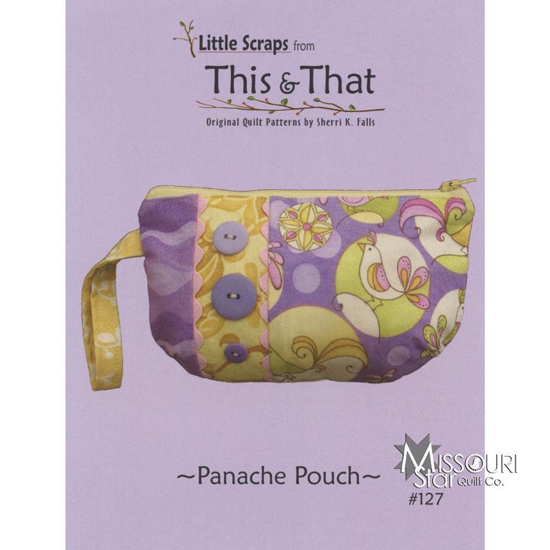 Panache Pouche Pattern
