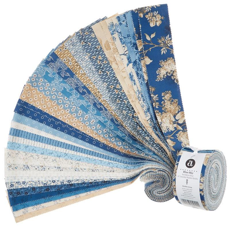 Blue Barn Prints Jelly Roll