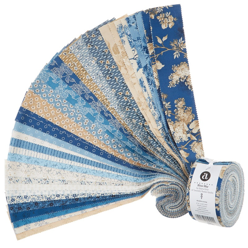 Blue Barn Prints Jelly Roll Edyta Sitar Of Laundry