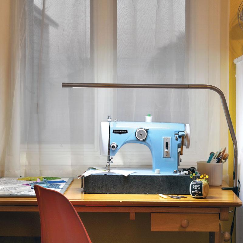 Daylight Slimline 3 Led Table Lamp The Daylight Company The Daylight Company Llc