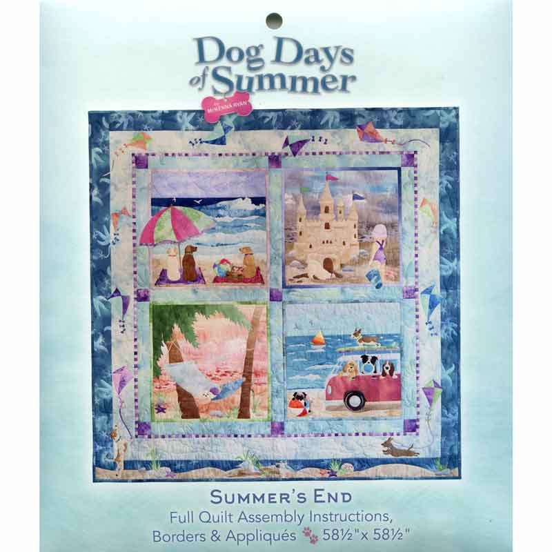 Dog Days Of Summer Pattern Set Mckenna Ryan Mckenna Ryan