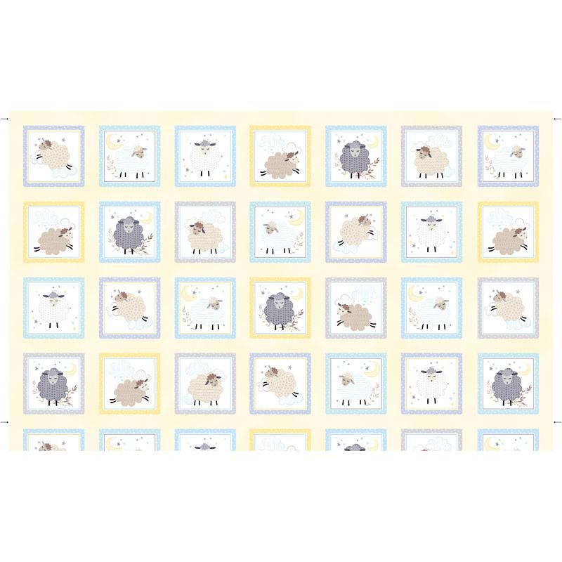 Sweet Dreams - Sweet Dreams Boxes Buttercream Panel