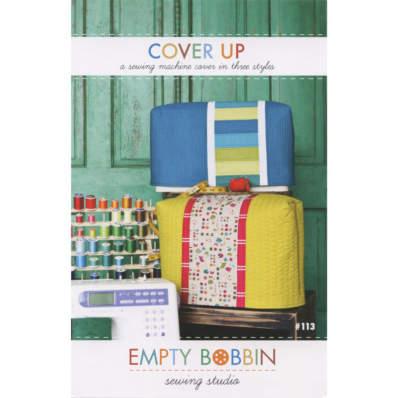Cover Up Sewing Machine Cover Pattern