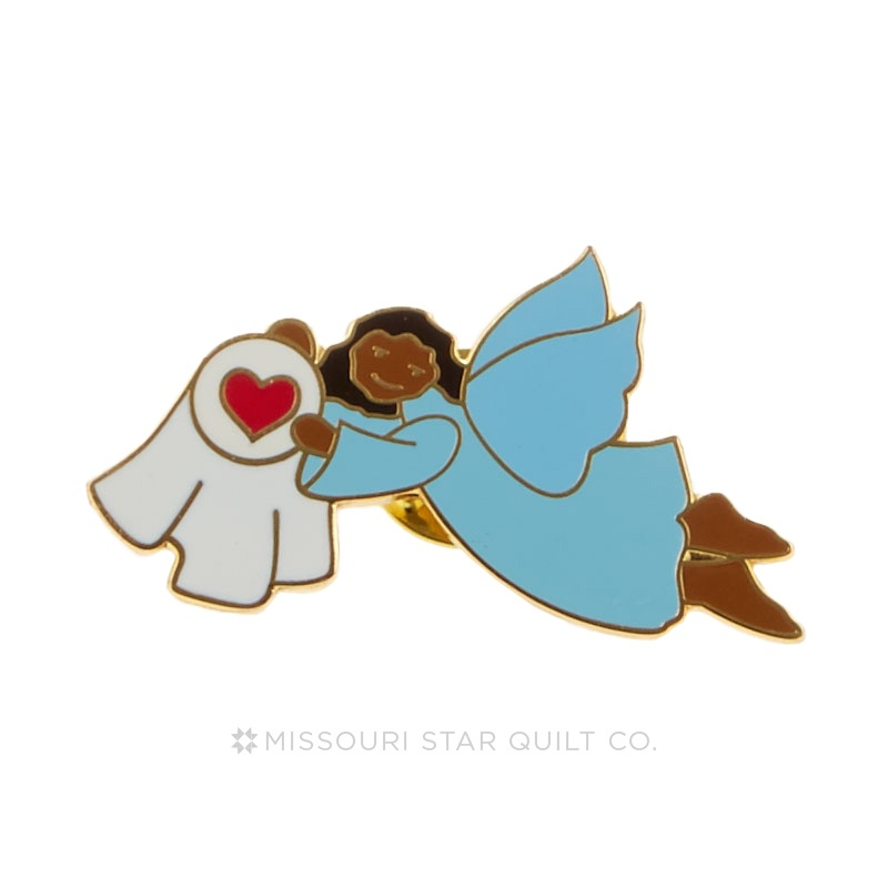Angel in Flight Pin 2 by Pin Peddlers