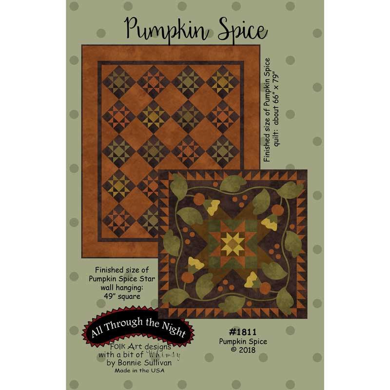 Pumpkin Spice Pattern