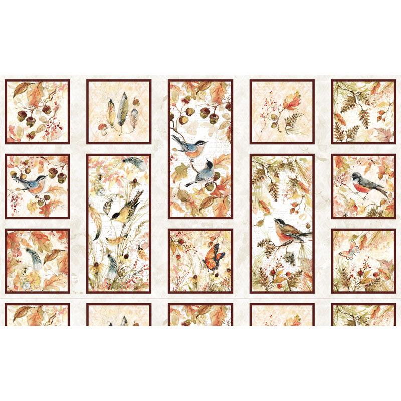 Forest Dance - Bird Craft Multi Panel