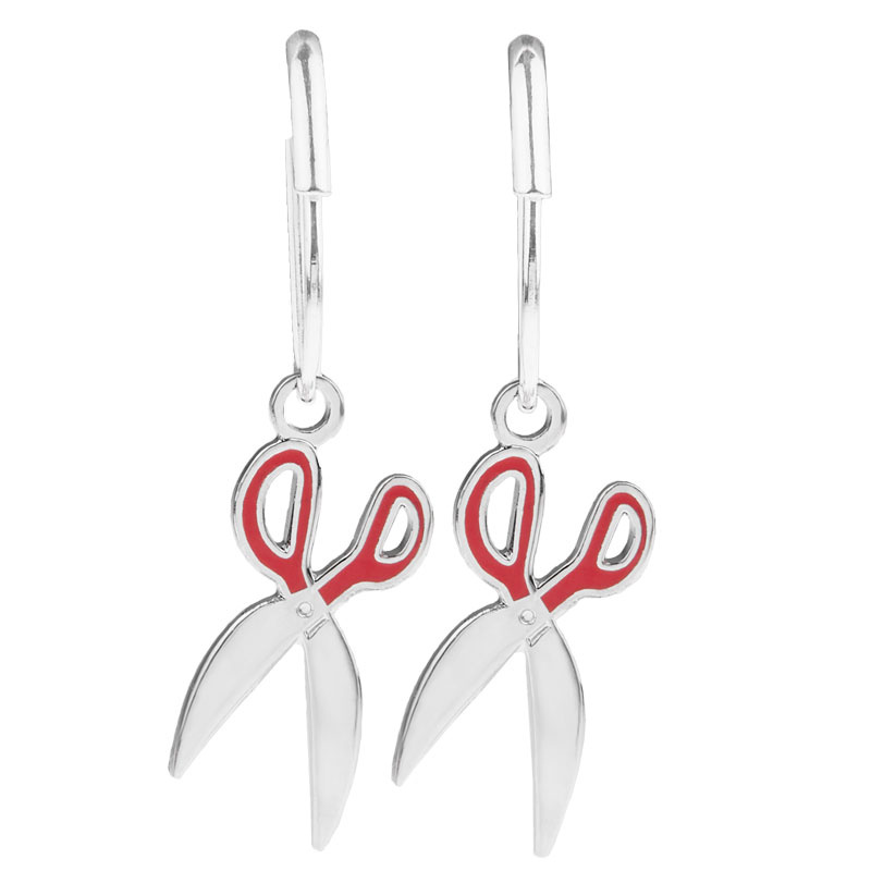 Scissor Earrings