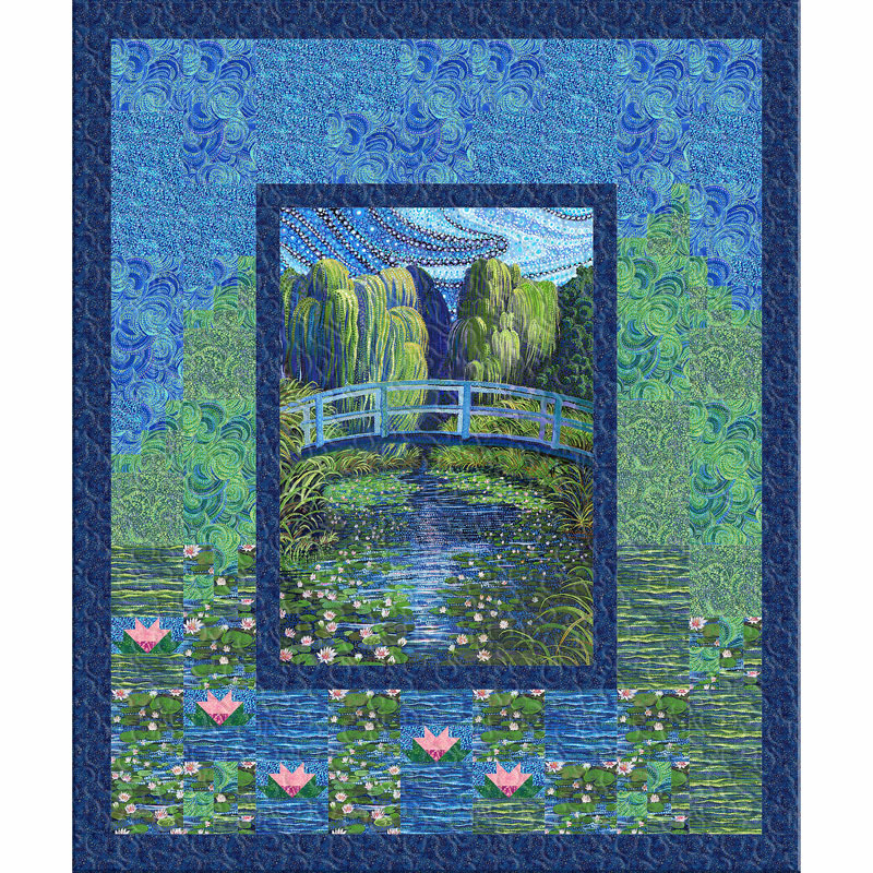 Water Lily Park Kit