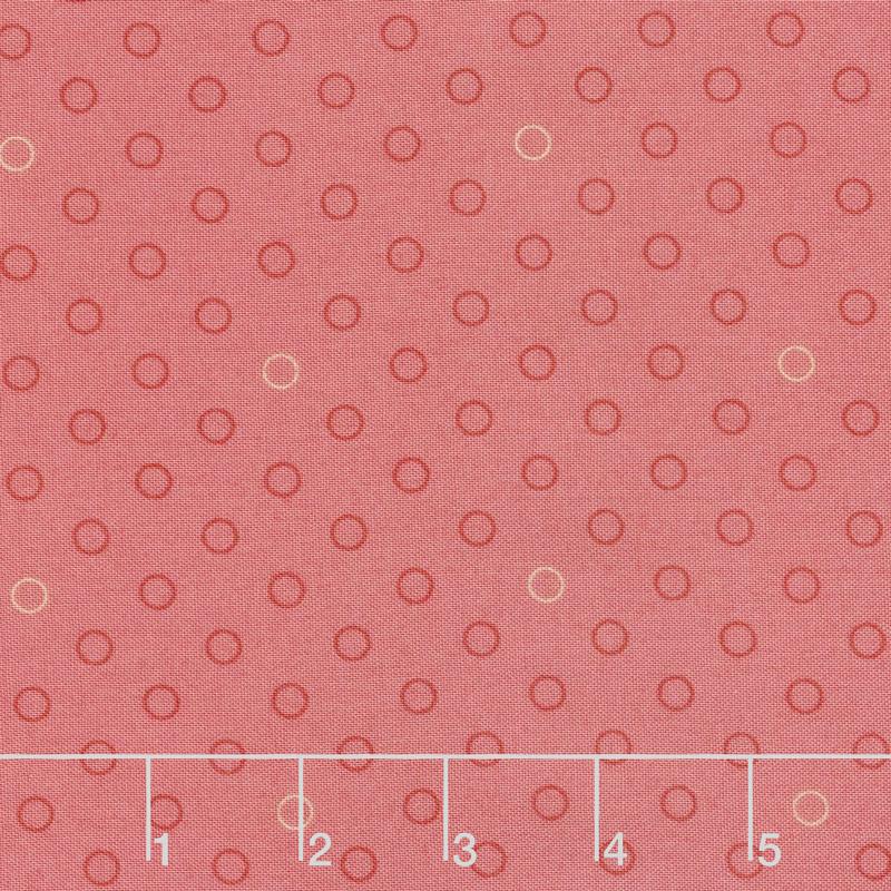 Braveheart - Bubbles Carnation Yardage