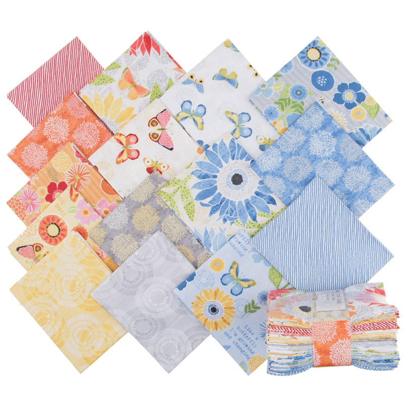 Sing Your Song Fat Quarter Crystals