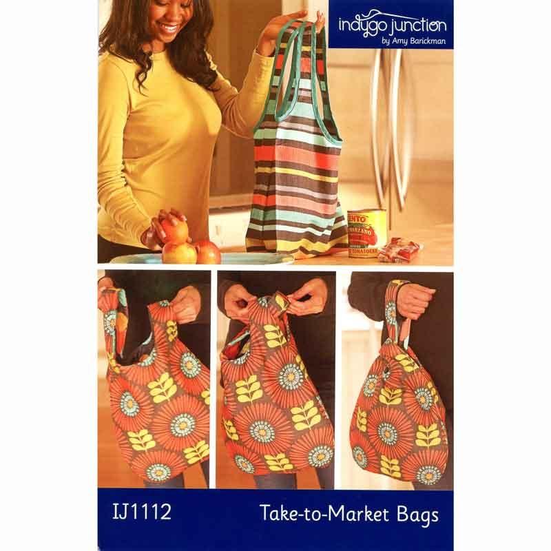Take-To-Market Bags Pattern