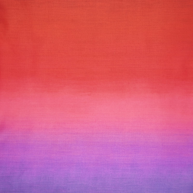 Fresh Hues Ombre - Valentine Digitally Printed Yardage