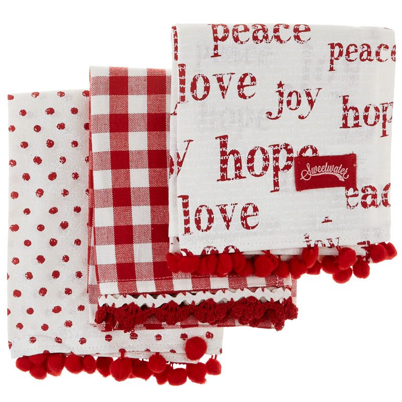Overnight Delivery Tea Towels
