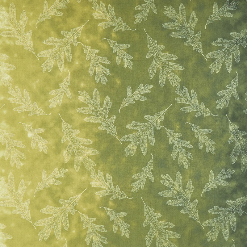 Giving Thanks - Ombre Green Yardage