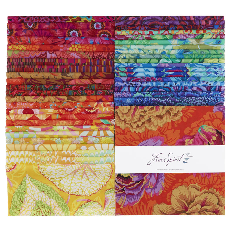 Kaffe Fassett Collective Rainbow Stash 10
