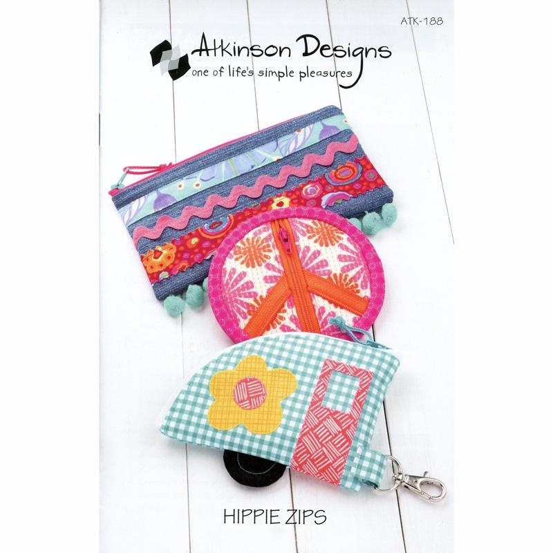 Hippie Zips Pattern