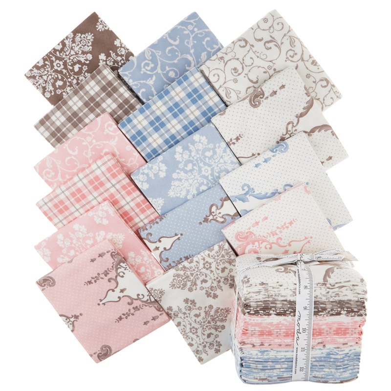 Lily & Will Revisited Flannel Fat Quarter Bundle