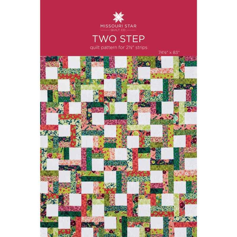 Two Step Quilt Pattern by MSQC - MSQC - MSQC — Missouri Star Quilt Co. : missouri quilt company daily deals - Adamdwight.com