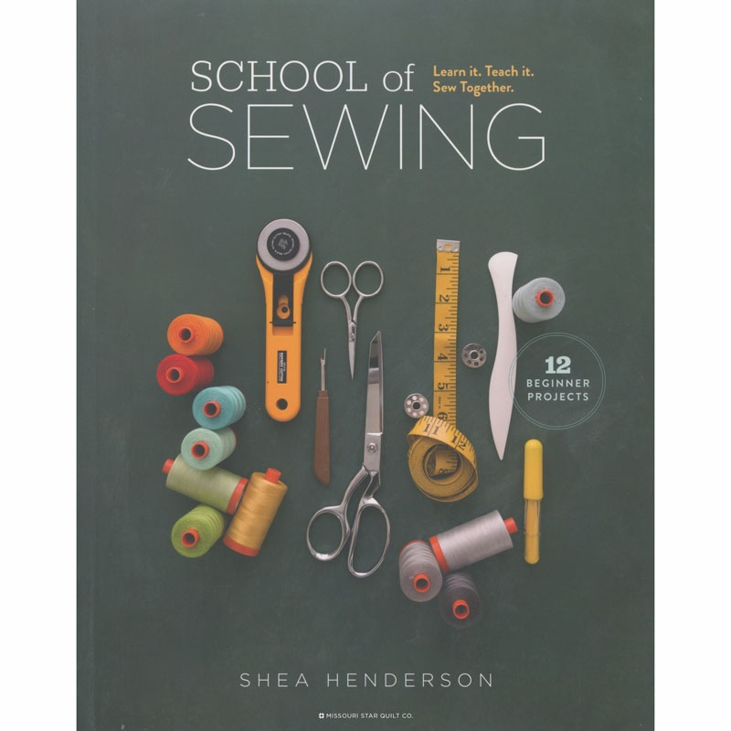 School of Sewing by Shea Henderson